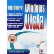 Totul despre Windows Vista - Curt Simmons