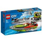 TRANSPORTOR DE BARCA DE CURSE - LEGO (60254)