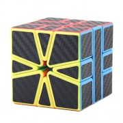 C2K Irregular Skewb Square-1 SQ1 Magic Cube Cube Speed Twist Abnormity Blocks Puzzle Kids Children IQ Training Educational Intelligence Toy Gift