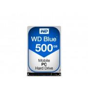 "Western Digital WD5000LPCX Harde schijf (2.5 inch) 500 GB Blueâ""¢ Mobile SATA III"