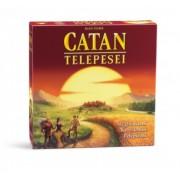 Catan telepesei új kiadás társasjáték