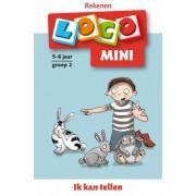 Boosterbox Mini Loco - Ik Kan Tellen (5-6 jaar)