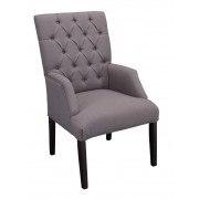 Armchair Elisa Grey