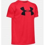 Under Armour Jongensshirt UA Tech™ Big Logo met korte mouwen - Boys - Red - Grootte: YXL