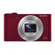 Sony compact camera DSC-WX500 (Rood)
