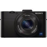 DSCRX100M2/B Sony DSC-rx100 II Cyber-shot digitale camera Zwart + Sony lcj-rxf cameratassen en rugzakken voor DSC rx100, rx100 II en rx100 III