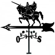 Veleta Tejado de hierro El Cid Campeador 900 mm.