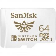 SanDisk Nintendo Switch microSDXC 64GB