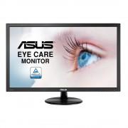 "Asus Monitor ASUS 24"" Wide FHD, 1920x1080, 5ms, 3000: 1, D-SUB/HDMI Black - VP247HAE"