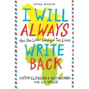 I Will Always Write Back: How One Letter Changed Two Lives, Paperback