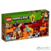 Lego Minecraft: Az Őrláng Híd 21154 (Lego, 21154)