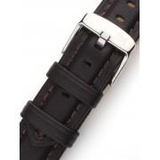 Curea de ceas Morellato A01X3823A58032CR18 braunes Uhren18mm