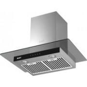 Kaff ASTRA DHC-60 CM() LIFE TIME WARRANTY Auto Clean Wall Mounted Chimney(Steel 1180 CMH)