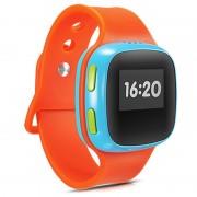 Alcatel Move Time SW10 Smartwatch - Orange / Blue