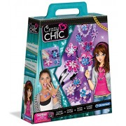 "Clementoni ""Crazy Chic"" Flower Power Creative Kit"