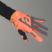 ANSR Racing Crosshandskar Answer AR-1 Barn Orange-Grå