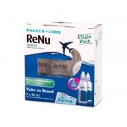 Roztok ReNu Multiplus Flight pack 2 x 60 ml