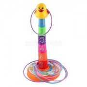 Alcoa Prime Baby Kids Toys Stacking Cups Rings Tower Educational Toys Rainbow Stack up