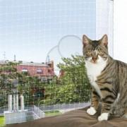 Trixie Plasă de protecție pentru pisici 3 x 2 m (TRX44313)