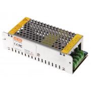 LED tápegység , 12 Volt , 60 Watt , 5A , ipari , Slim (vékony)