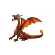 Bullyland Fantasy: Sitting Orange Dragon