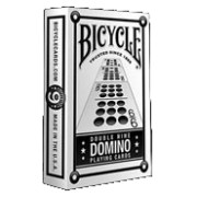 Carti de joc Bicycle Domino