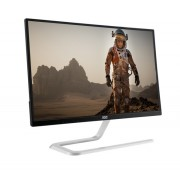 "Monitor IPS, AOC 23.8"", I2481FXH, LED, 4ms, 50Mln:1, HDMI, FullHD"