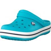 Crocs Kids Crocband Surf/Navy, Skor, Sandaler & Tofflor, Foppatofflor, Turkos, Barn, 19