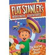 Flat Stanley's Worldwide Adventures #5: The Amazing Mexican Secret, Hardcover/Jeff Brown