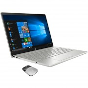 Notebook HP Pavilion 15-cs0001la + Mouse HP Z3700-Plateado