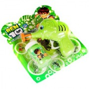 Ben 10 Hand Pressing Bubble Making Toy Gun Toys for Kids. TB1
