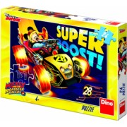 Puzzle - Clubul lui Mickey Mouse 28 piese