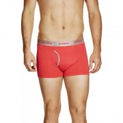 Bonds Microfibre Guy Front Trunk Underwear Red Cloud MZAQ1A
