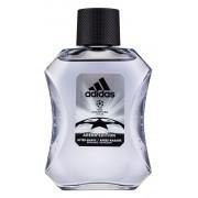 Adidas uefa champions league arena edition 100ml lozione after shave uomo
