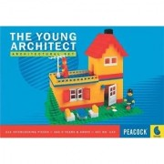 Peacock The Young Architect Building Construction Toy for Kids to Learn and Play For Kids