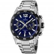 Reloj F16680/2 Plateado Festina Hombre Timeless Chronograph Festina