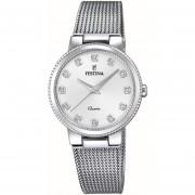 Reloj F16965/3 Plateado Festina Mujer Boyfriend Collection Festina