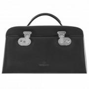 Windrose Merino Caja para joyas joyero 29,5 cm negro