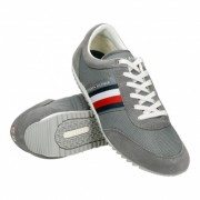 "Tommy Hilfiger Corporate Material Mix Runner ""Grey"""