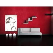 Tablou canvas silueta femeie - cod B05