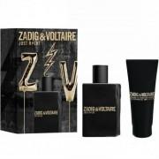 Zadig & Voltaire Just Rock! Gift Set EDT 50ml + Shower gel 100ml