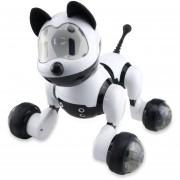 MG010 Control de voz Modo gratuito Sing Dance Dog Smart Robot
