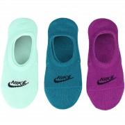Sosete femei Nike Sportswear 3 Pair Footie SX6014-976