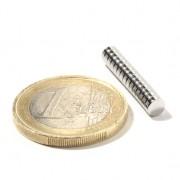 Magnet neodim disc, diametru 4 mm, putere 350 g