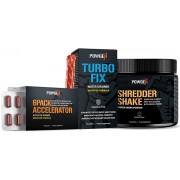 PowGen Shredder Pack - 30 Tage Fettverbrennung zur Maximierung des Workouts PowGen
