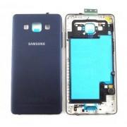 Samsung Galaxy A3 - Baksida batterilucka - Svart - Original