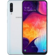 Samsung Galaxy A50 - 128GB - Wit