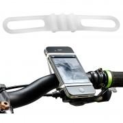 Callstel Universal-Fahrradhalterung für Smartphones und Handys