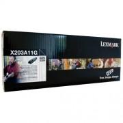 Toner Lexmark X203A11G black, X203/X204 2500str.
