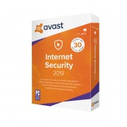 Avast Internet Security 2019 Vollversion 1 Jahr 1 Gerät